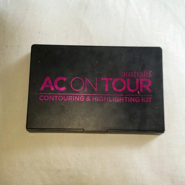 Australis AC ON Tour Contour  Kit