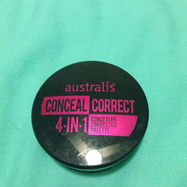 Australis Conceal Correct 4 In 1