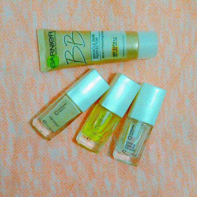 BB Cream & Nail Care
