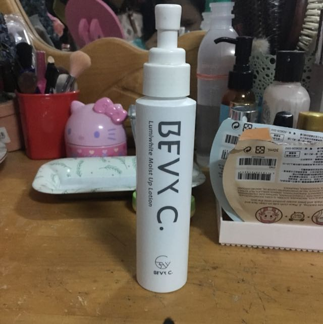 (待寄)BEVY.C光透幻白妝前保濕化妝水