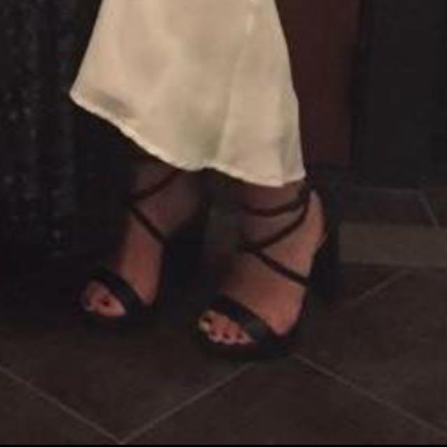 Black Pulp Heels