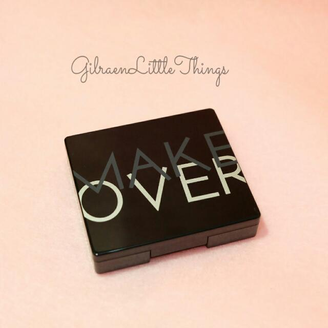 BLUSH ON SCARLET SHEEN by MAKEOVER