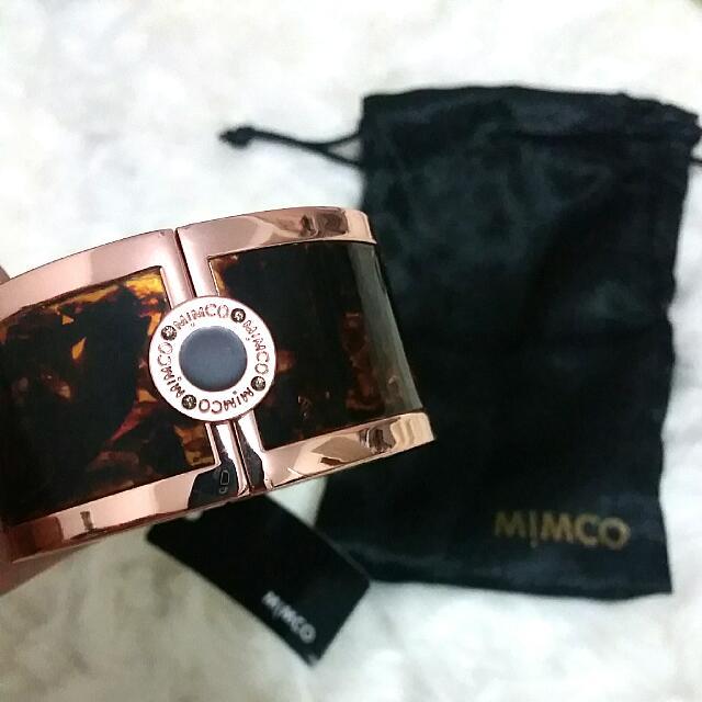 Mimco Hinged Bangle