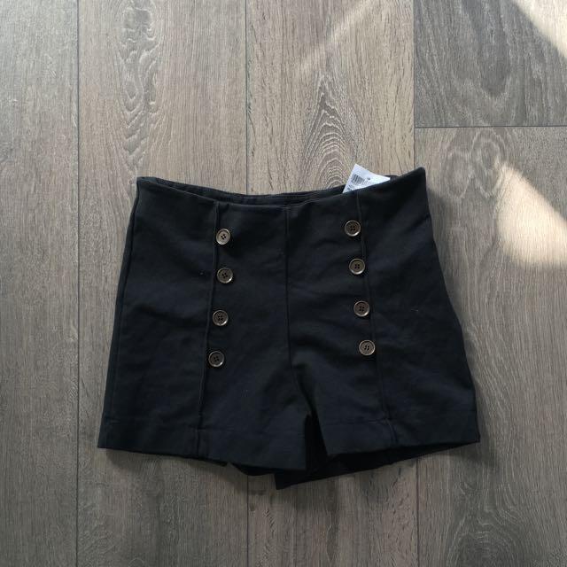 Brandy Melville High Waisted Shorts
