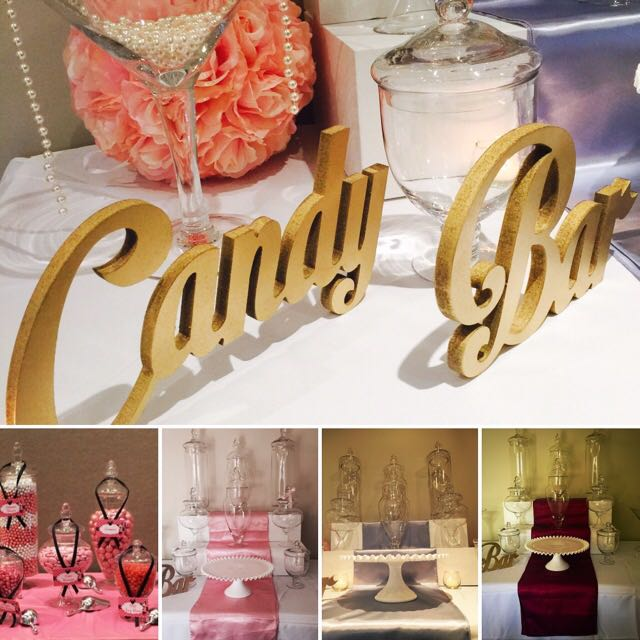 Candy Buffet Hire Only