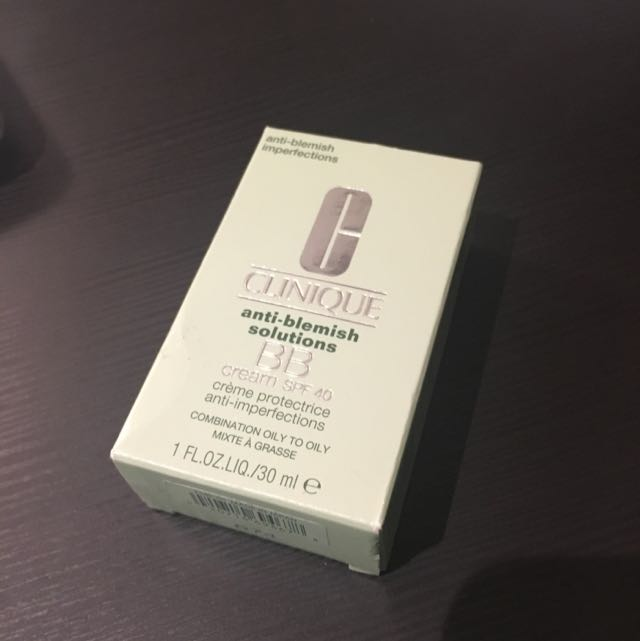Clinique Anti blemish BB Cream SPF40