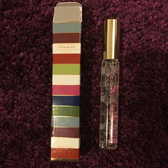 coach legacy roll on perfume