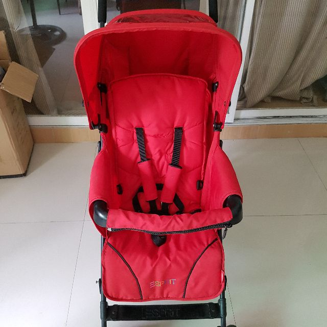 Esprit Stroller (Tags: Aprica Combi Graco Chicco Maclaren Safety 1st)