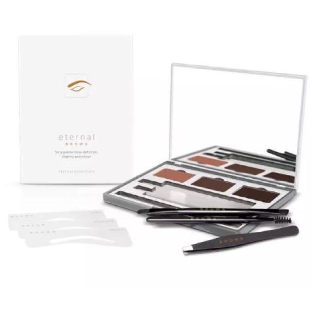 Eternal Brow eyebrow Kit RRP$70