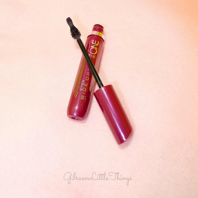 EYES WIDE OPEN MASCARA BLACK PLUM by ORIFLAME