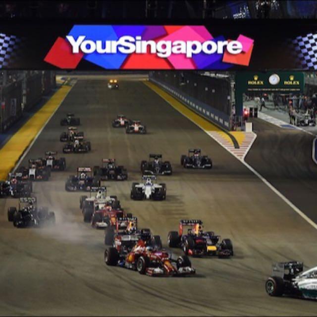 F1 Zone 1