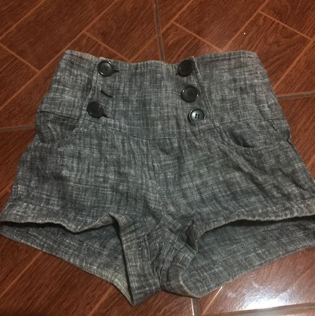 F21 High Waist Shorts
