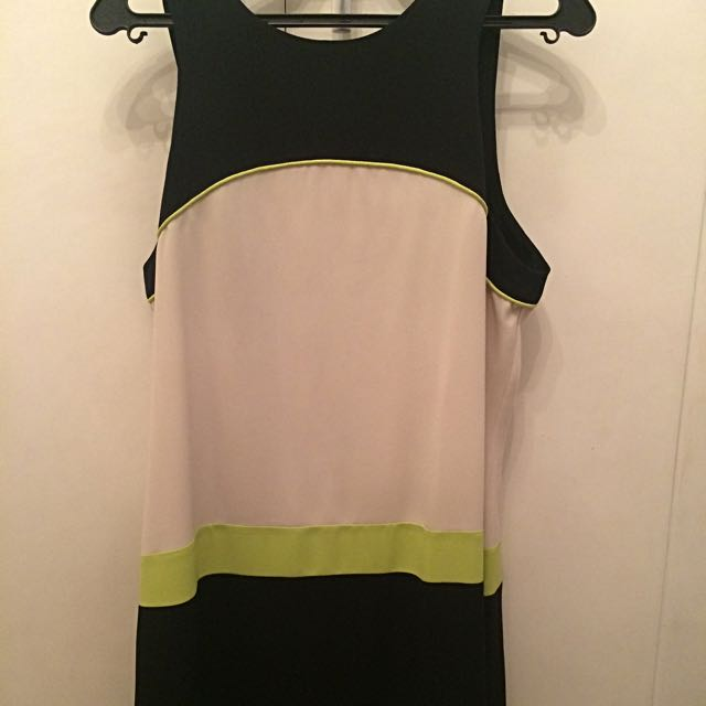 F21 Sleeveless Dress