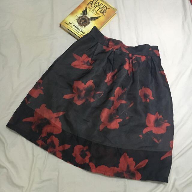 Hip Culture: Zippered Skirt
