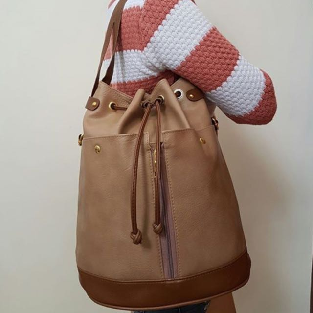 Jenna Bucket Bag
