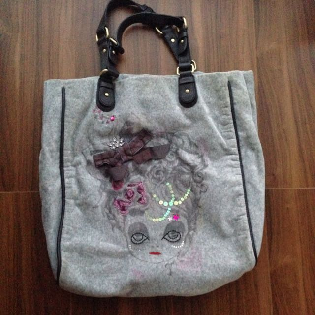 JUICY COUTURE Limited Ed. Tote