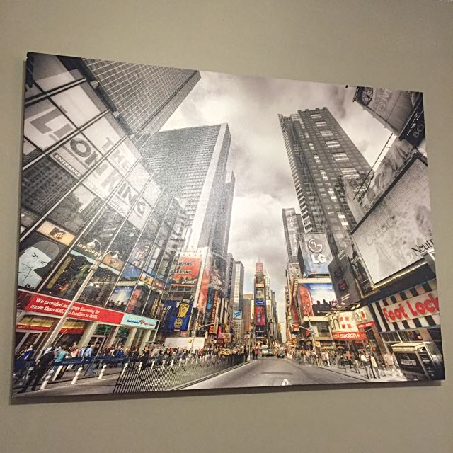 JYSK NYC Times Square Canvas