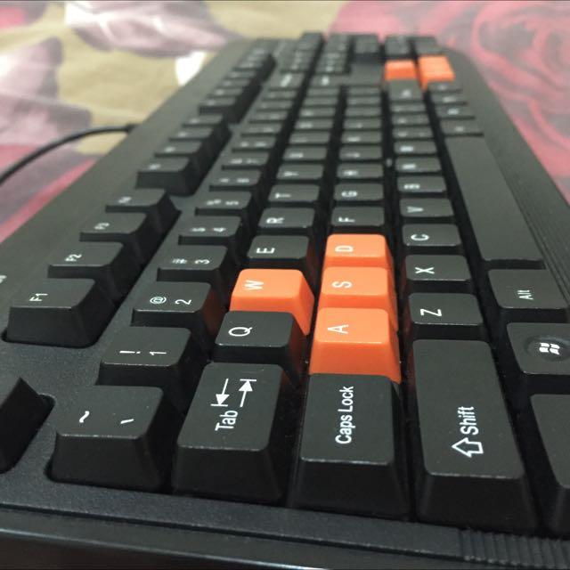Keyboard Komputer Epraizer EZ-021