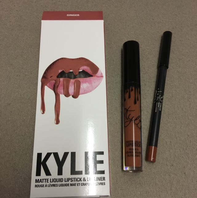 KYLIE Lip Kit 💋 Ginger
