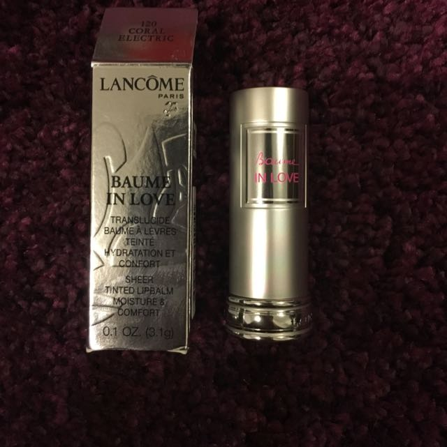 lancome baume in love