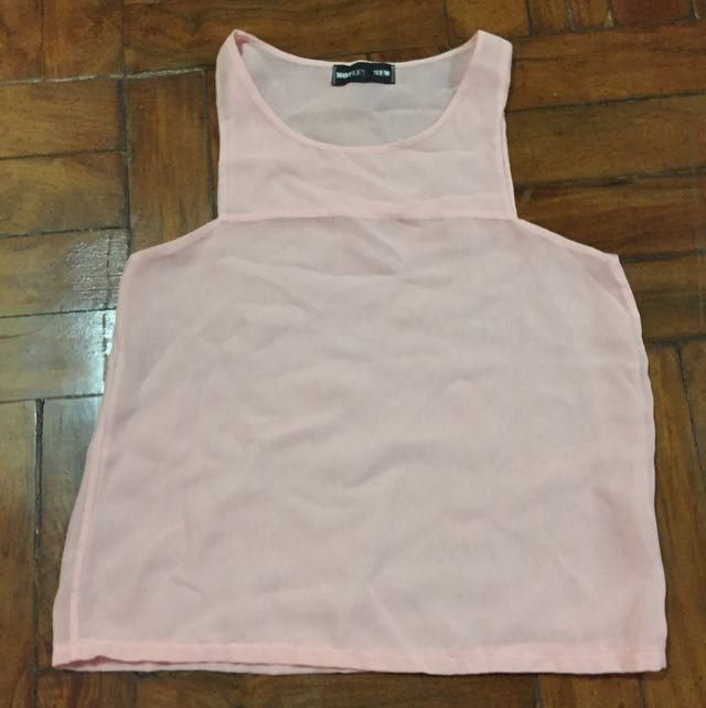 Reserved - Light Pink Top