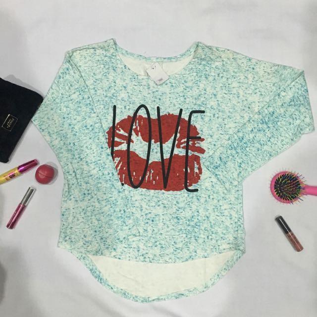 Lipslove tshirt