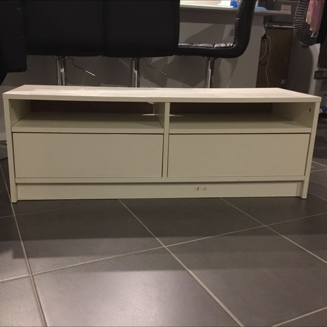 Lowline Tv Unit White IKEA