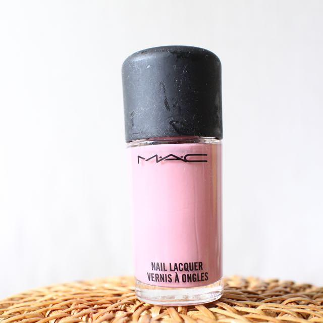 Preloved M.A.C Nail Polish in Cream