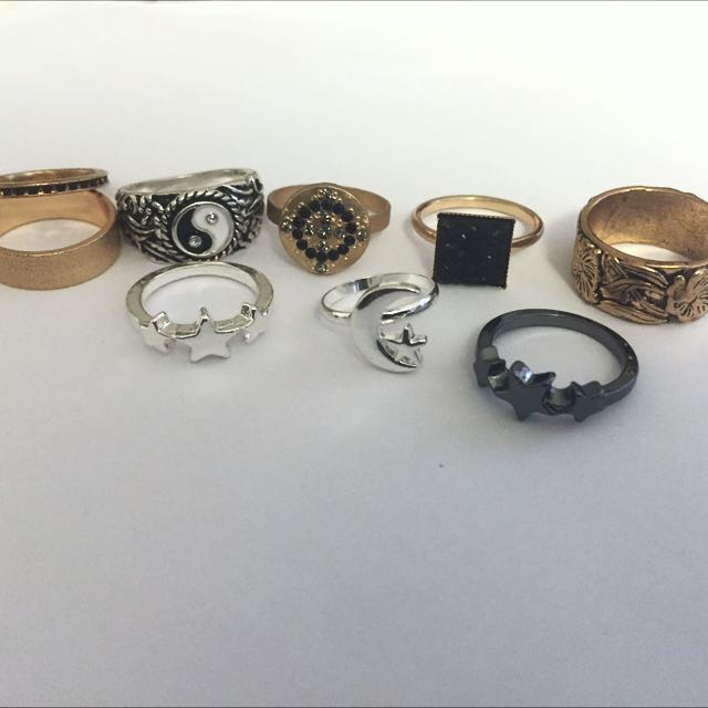 Mix Of Midi And Regular Rings