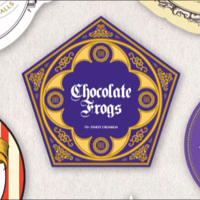 Molder of Chocolate Frog