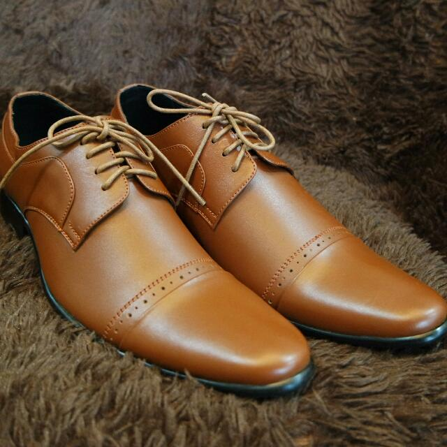 Ms 61 Leather Shoe Mens Formal Dress Shoe Office Shoe Not Pedro