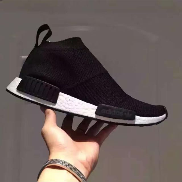 Nmd Black Pk High