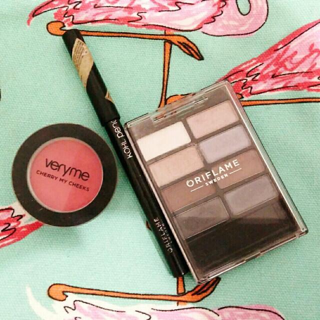 PALETTE Eyeshadow & Blush (ORIFLAME)