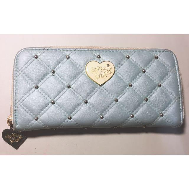 Pampered Girls Tiffany藍 長夾 錢包