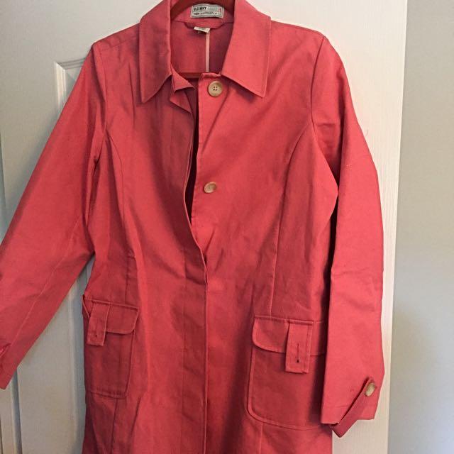 Pink Spring/Fall jacket
