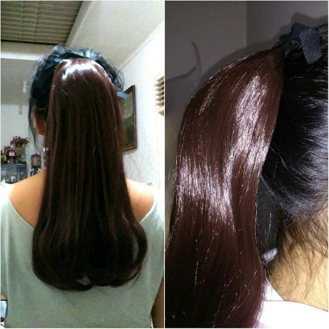 Ponytail Hairclip