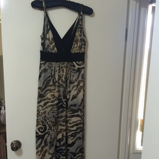 Powerhouse Maxi Dress