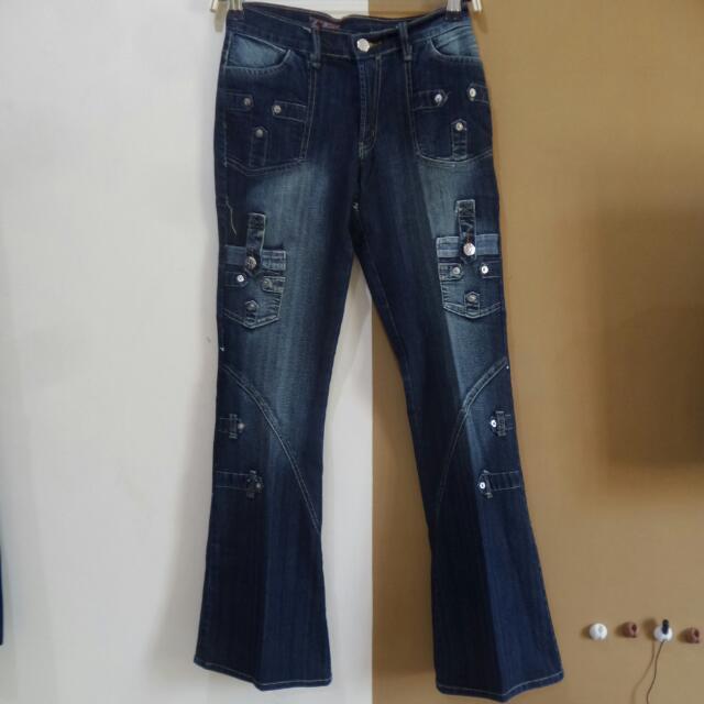 Preloved Celana Jeans Fiona