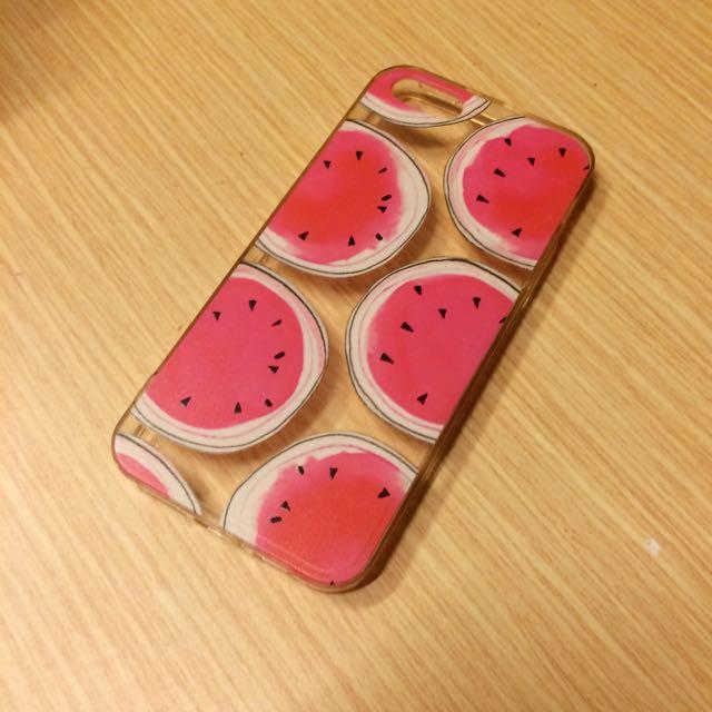 Pul&bear Watermelon Iphone 5/5s