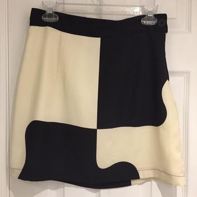 Puzzle Piece Skirt