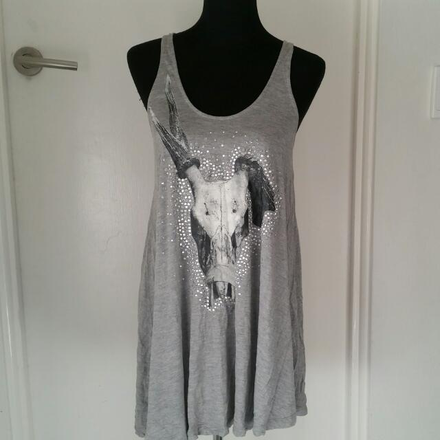 Sass And Bide Racer Back Dress Size Small Dreamshaky Collection