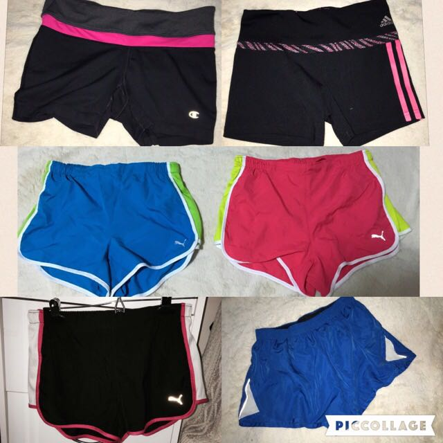 Sports Shorts/ Tights