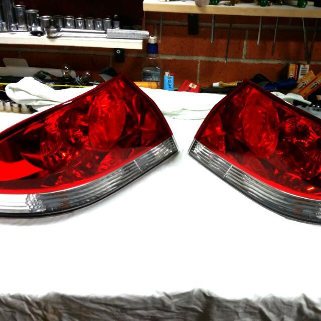 Tail Lights evolution VII