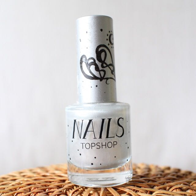 Preloved TOPSHOP Nail Polish in Moonstone