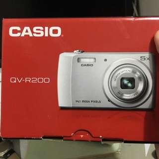 Casio相機