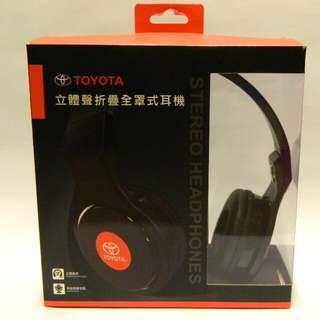 Toyota Headphone