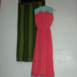 Dress Pink-Tosca