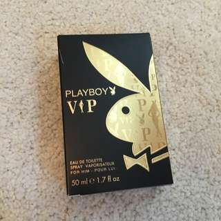 playboy VIP fragrance
