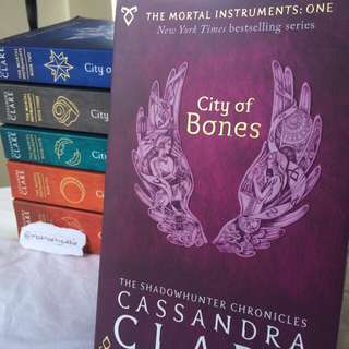 The Mortal Instruments Complete Set