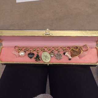 Juicy Couture Limited Addition Christmas Bracelet